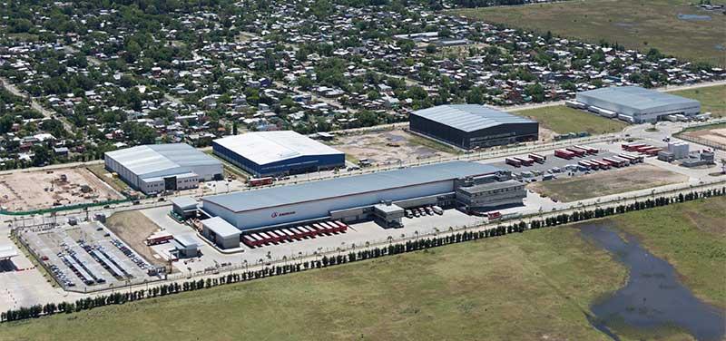 Andreani Desarollos Inmobiliarios construye el nuevo centro de distribución de L´Oreal en argentina