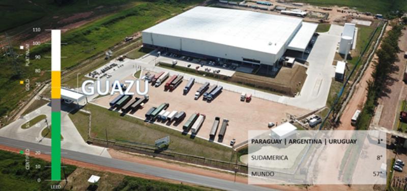 Grupo TASA alcanza la primer Certificación LEED Gold de Paraguay